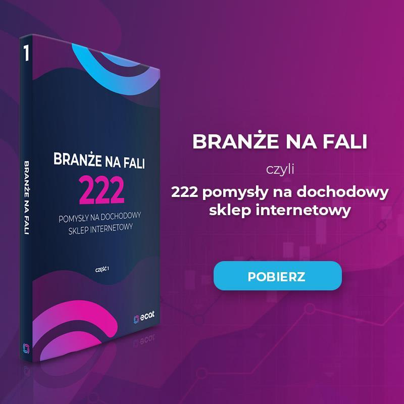222 pomysły na dochodowy sklep internetowy